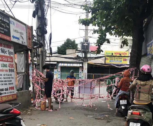 TP HCM: Phát hiện chuỗi lây nhiễm SARS-CoV-2 ở quận Tân Bình liên quan chợ đầu mối Bình Điền  - Ảnh 1.