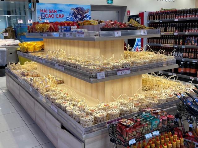 Sớm hành động, siêu thị AEON, VinMart/VinMart+… đã tăng dự trữ hàng hoá lên gấp 1,5-3 lần nhằm đảm bảo cung ứng cho thị trường phía Bắc trước sự lây lan Covid-19 - Ảnh 3.