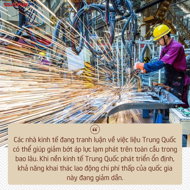 Không phải là tác nhân, Trung Quốc còn đang giảm gánh nặng lạm phát cho cả thế giới! - Ảnh 2.