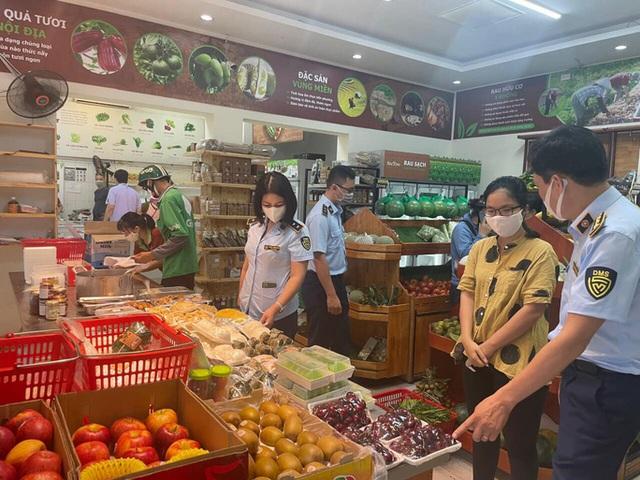 Hà Nội cung ứng đủ hàng hoá, khuyến cáo người dân không đi mua tích trữ - Ảnh 2.