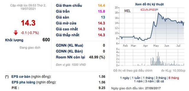 Thép Mê Lin (MEL): Quý 2 lãi 23 tỷ đồng, cao gấp 19 lần cùng kỳ - Ảnh 2.