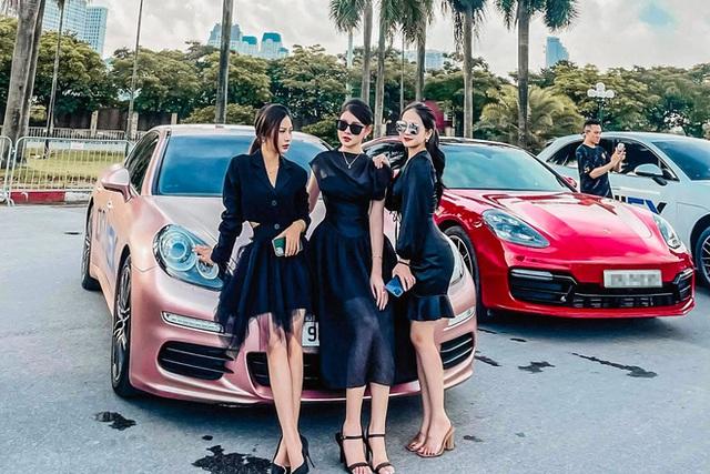 Soi giá dàn xe của hot boy, hot girl tài chính: Đủ loại Mẹc, Porsche giá từ 1,5 tỷ đến 11 tỷ đồng - Ảnh 11.