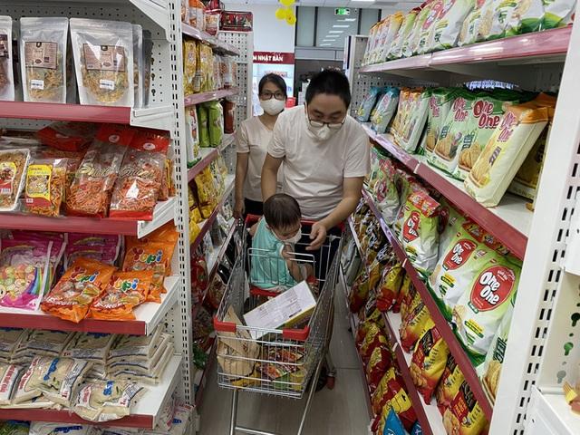 Hà Nội cung ứng đủ hàng hoá, khuyến cáo người dân không đi mua tích trữ - Ảnh 6.