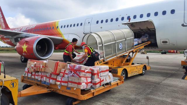 Vì sao Vietnam Airlines, Vietjet Air mất 90% thị phần vận tải hàng hóa quốc tế vào tay doanh nghiệp ngoại?  - Ảnh 2.