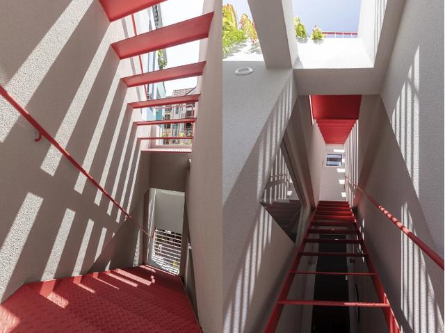 Ngôi nhà 40 tuổi trong ngõ nhỏ lột xác hoàn toàn sau cải tạo: Không gian thoáng, tràn ánh sáng, vừa gần gũi với thiên nhiên vừa đảm bảo riêng tư cho gia đình 3 thế hệ - Ảnh 11.