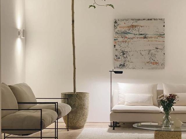 Nâng tầm không gian tổ ấm bằng cách tối giản: Sự kết hợp hoàn hảo giữa phương Đông và phương Tây trong ngôi nhà hiện đại - Ảnh 1.