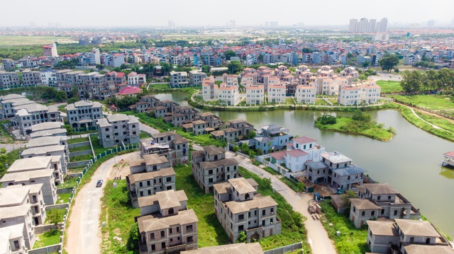 Bên trong 2 dự án biệt thự, nhà liền kề tăng giá nóng ở phía Tây Hà Nội - Ảnh 7.