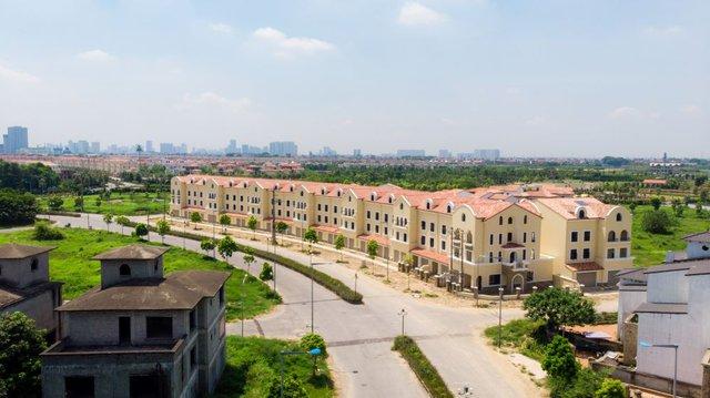 Bên trong 2 dự án biệt thự, nhà liền kề tăng giá nóng ở phía Tây Hà Nội - Ảnh 8.