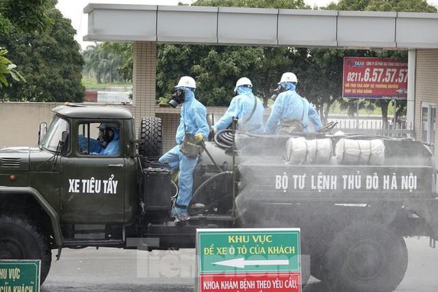 Tư lệnh Nguyễn Quốc Duyệt: Sẽ xem xét trách nhiệm nếu Hà Nội bùng phát dịch  - Ảnh 1.