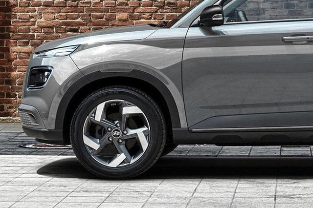 Khám phá mẫu SUV cỡ nhỏ giá 345 triệu đồng, xe Hàn giá rẻ trang bị gì? - Ảnh 4.
