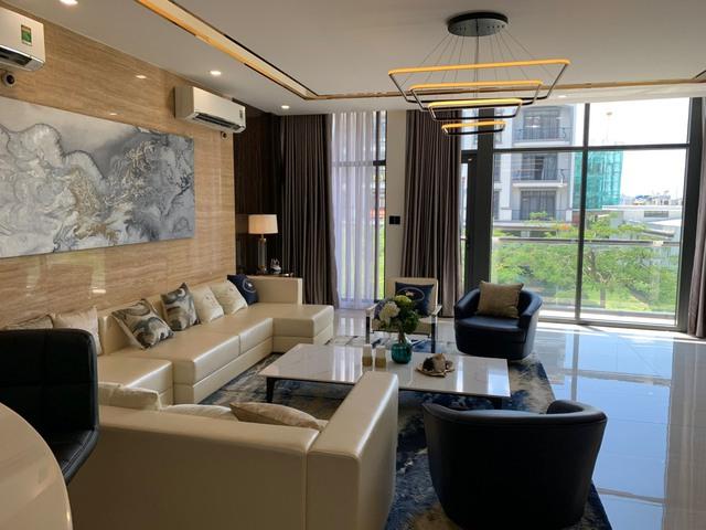 Bên trong khu 500 căn nhà phố có giá lên tới 300 triệu đồng mỗi m2, không gian sống sang chảnh giữa TP Thủ Đức - Ảnh 9.