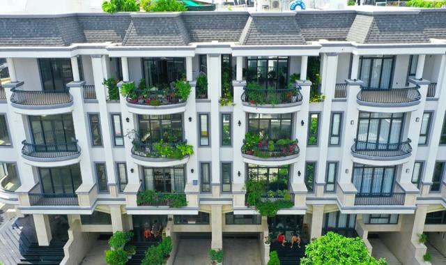 Bên trong khu 500 căn nhà phố có giá lên tới 300 triệu đồng mỗi m2, không gian sống sang chảnh giữa TP Thủ Đức - Ảnh 4.