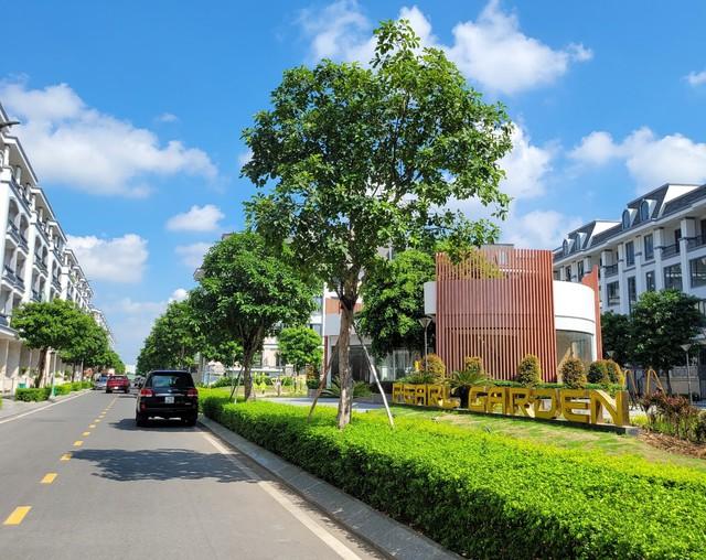 Bên trong khu 500 căn nhà phố có giá lên tới 300 triệu đồng mỗi m2, không gian sống sang chảnh giữa TP Thủ Đức - Ảnh 6.