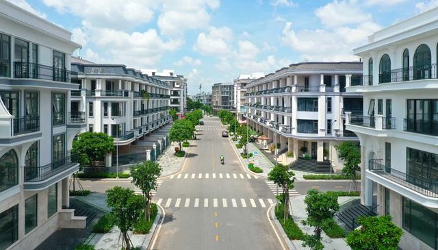 Bên trong khu 500 căn nhà phố có giá lên tới 300 triệu đồng mỗi m2, không gian sống sang chảnh giữa TP Thủ Đức - Ảnh 7.