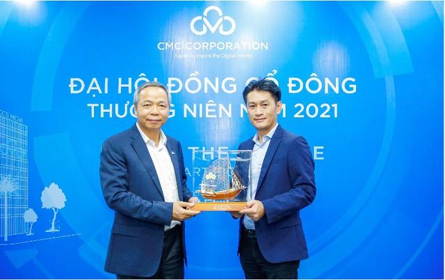 Bổ nhiệm Tổng giám đốc - CMC đặt mục tiêu tăng trưởng gấp 4 lần vào năm 2025 - Ảnh 2.