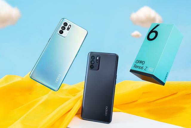 Oppo ra mắt smartphone Reno 6, Reno 6Z 5G tại Việt Nam, giá từ 9,5 triệu đồng - Ảnh 3.