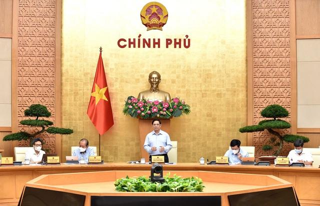 Thành lập Tổ công tác đặc biệt của Chính phủ đặt tại TP.HCM để chống dịch - Ảnh 1.