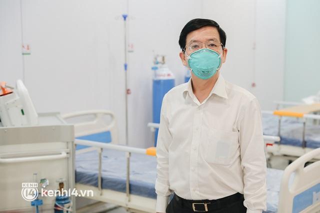 Cận cảnh bệnh viện dã chiến số 5 tại Thuận Kiều Plaza trước ngày hoạt động - Ảnh 11.