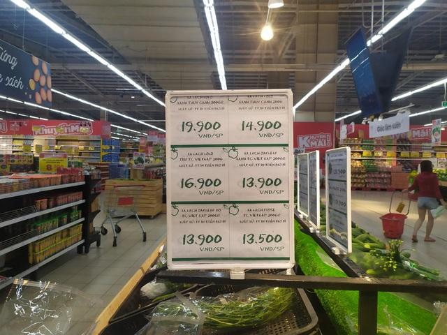 Xử phạt 4 siêu thị mini tại Đồng Nai vi phạm về niêm yết giá - Ảnh 1.