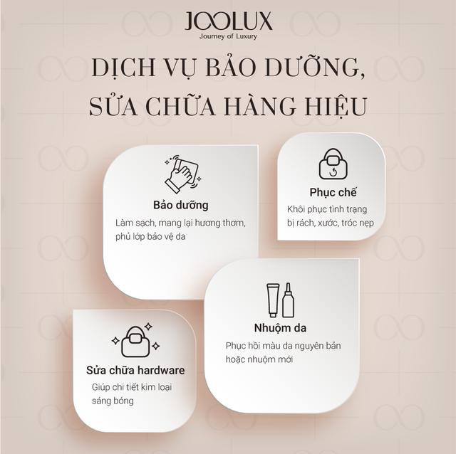 Founder startup bán hàng hiệu đã qua sử dụng Joolux phản pháo về ý kiến Joolux giống như cửa hàng thu mua điện thoại cũ, không đủ tiềm năng ở quy mô doanh nghiệp - Ảnh 3.