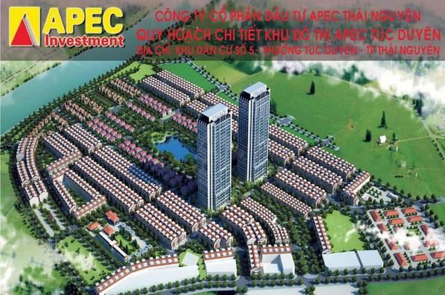 """""""Biến động lớn"""" ở thị trường bất động sản Thái Nguyên"""