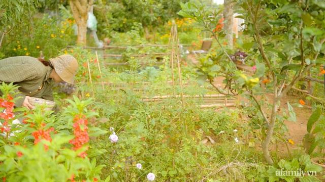 Cuộc sống yên bình bên khu vườn 2000m² sau hai năm bỏ phố về quê của cặp vợ chồng 9X - Ảnh 3.