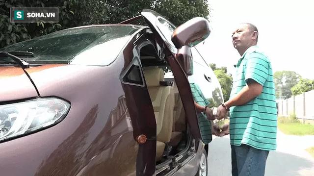 Cha đẻ chiếc ô tô điện Việt Nam chạy 100km tốn 15.000 đồng tiền điện: Tôi đã phải bán nhà - Ảnh 1.