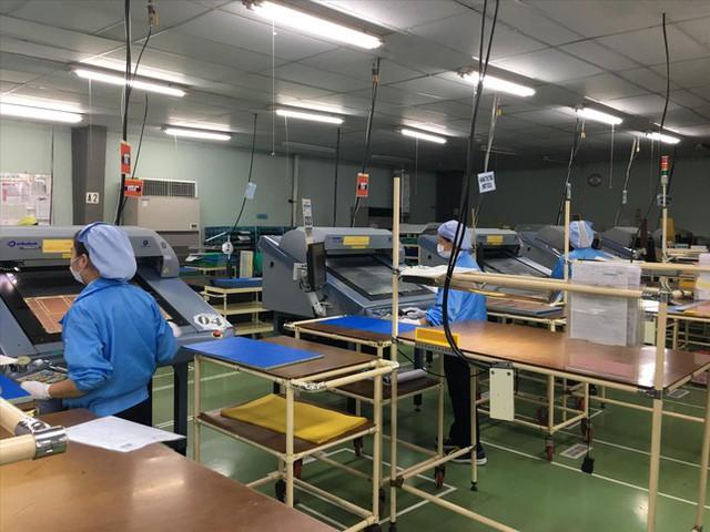 Loạt doanh nghiệp ở Đồng Nai ngưng sản xuất  - Ảnh 1.