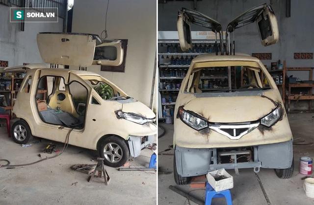 Cha đẻ chiếc ô tô điện Việt Nam chạy 100km tốn 15.000 đồng tiền điện: Tôi đã phải bán nhà - Ảnh 6.