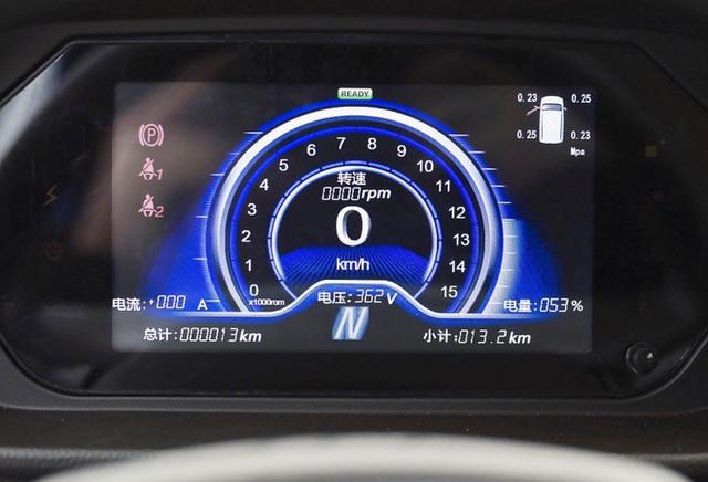 Bất ngờ với mẫu ô tô điện gầm cao máy thoáng, sạc 1 lần chạy 300km, giá 170 triệu - Ảnh 6.