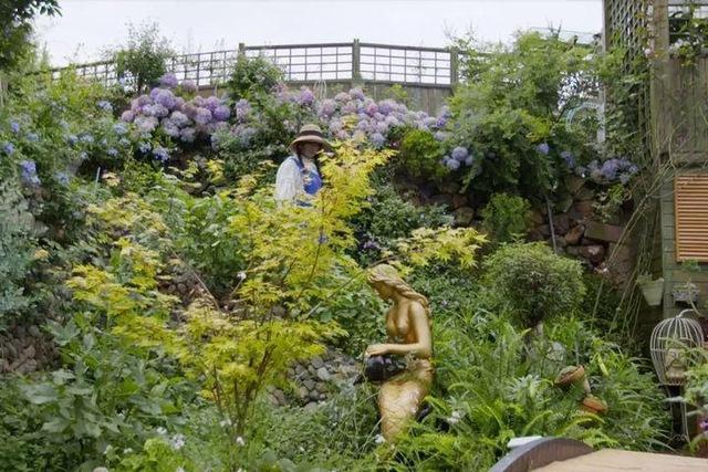 Người phụ nữ bỏ phố về quê để xây dựng vườn hoa 1500m2 đẹp nhất Trung Quốc: Nửa đời người dành cho gia đình, nửa đời sau, hãy dành cho chính mình - Ảnh 25.