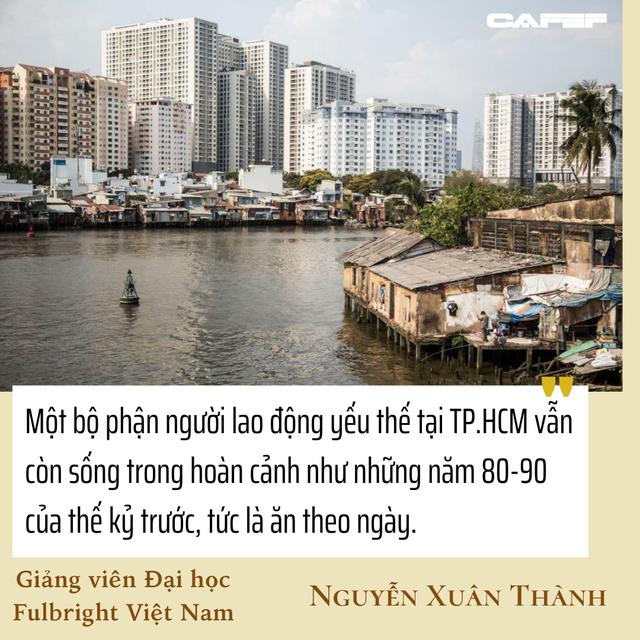 Giảng viên Fulbright Nguyễn Xuân Thành: Có thể tính tới tăng hỗ trợ cho doanh nghiệp, không chỉ hoãn nộp thuế mà có thể giảm - Ảnh 2.