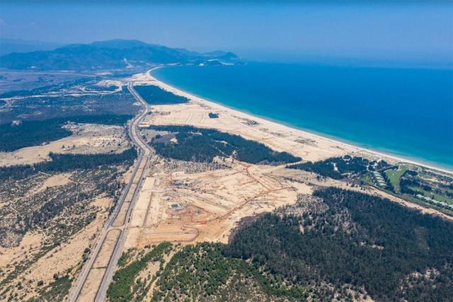 Bình Định xin ý kiến về dự án khu đô thị biển có sân golf rộng hơn 1.164ha  - Ảnh 1.