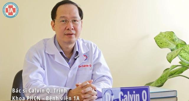 Bác sĩ hướng dẫn bài tập phục hồi phổi cho bệnh nhân COVID-19 - Ảnh 1.