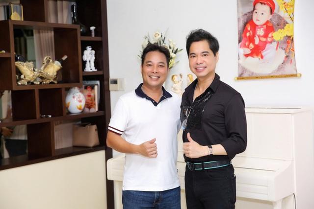 Em trai danh ca Ngọc Sơn: Là ca sĩ đình đám nhưng bỏ hát làm kinh doanh, thành tỷ phú, sở hữu cơ ngơi đồ sộ - Ảnh 4.