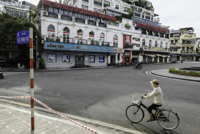 """Chủ quán ăn ở Hà Nội trước giờ đóng cửa: """"20 năm chưa từng gặp khó khăn như dịch bệnh lần này, càng bán càng lỗ"""" - Ảnh 6."""