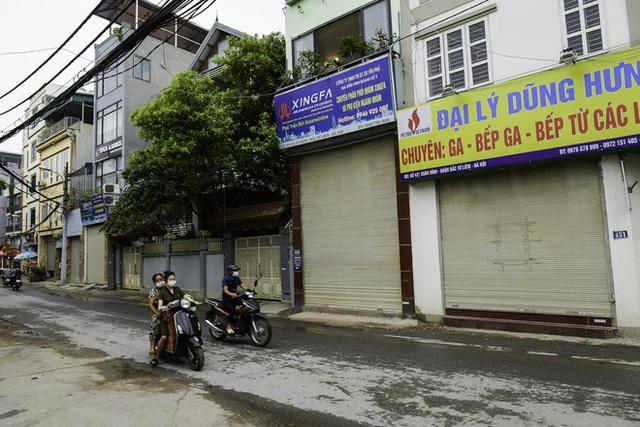 """Chủ quán ăn ở Hà Nội trước giờ đóng cửa: """"20 năm chưa từng gặp khó khăn như dịch bệnh lần này, càng bán càng lỗ"""" - Ảnh 10."""