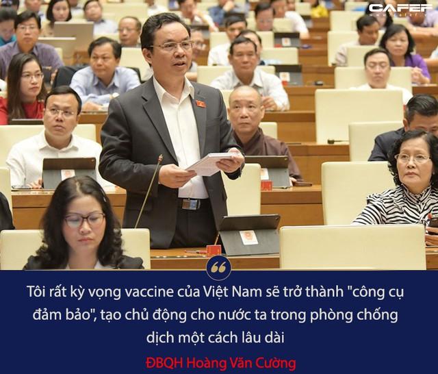 Đại biểu Hoàng Văn Cường: Cần gói cứu trợ đủ mạnh để doanh nghiệp Việt đón đầu cơ hội hậu Covid-19 - Ảnh 4.