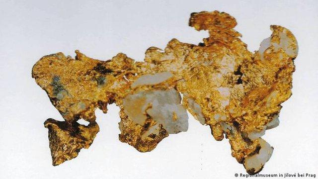 Sở hữu mỏ vàng khổng lồ, tại sao quốc gia này vẫn để dành, chưa chịu khai thác?  - Ảnh 2.