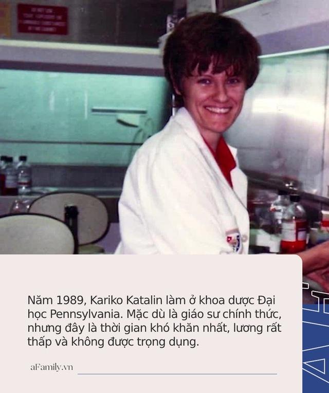 Câu chuyện về Kariko Katalin - Người phụ nữ cả thế giới biết ơn nhờ đưa công nghệ mRNA vào điều chế vaccine COVID-19 Pfizer và Moderna  - Ảnh 3.