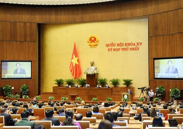 6 trọng tâm của Chính phủ trong phát biểu nhậm chức của Thủ tướng Phạm Minh Chính - Ảnh 3.