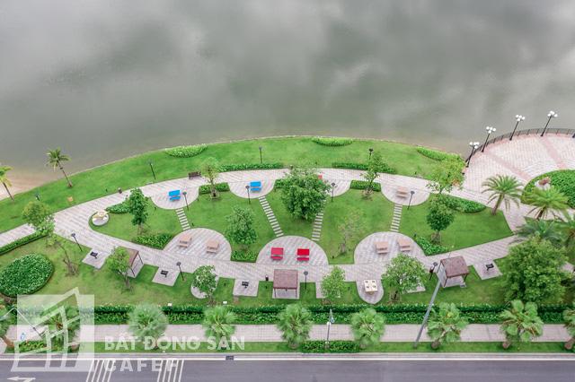 Không gian sống bên trong khu đô thị Vinhomes Ocean Park đang có những gì? - Ảnh 2.