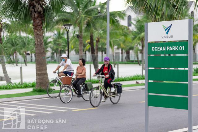 Không gian sống bên trong khu đô thị Vinhomes Ocean Park đang có những gì? - Ảnh 4.