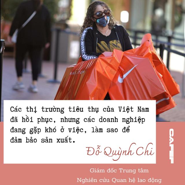 Chuyên gia nói gì về rủi ro mất đơn hàng của doanh nghiệp Việt Nam trong làn sóng dịch mới? - Ảnh 2.