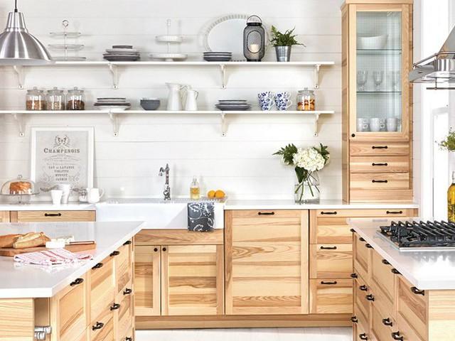 11 thiết kế bếp nhỏ đầy ấn tượng và thông minh dành cho các căn chung cư có diện tích hẹp - Ảnh 2.