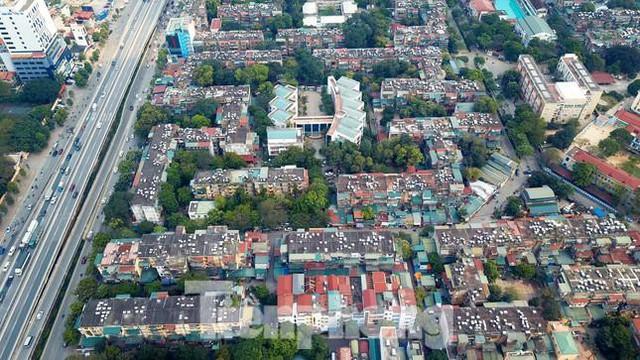 Hà Nội sẽ chi 500 tỷ đồng để rà soát, kiểm định chung cư cũ - Ảnh 1.