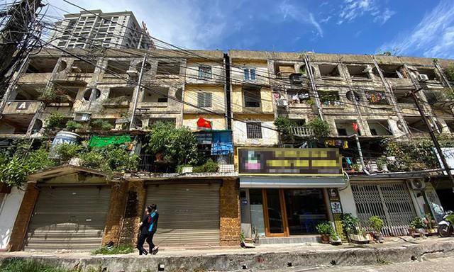 Hà Nội sẽ chi 500 tỷ đồng để rà soát, kiểm định chung cư cũ - Ảnh 2.