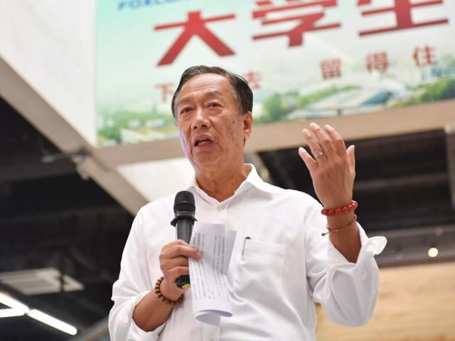 Quách Đài Minh: Xuất thân bình dân, khởi nghiệp với 3,5 nghìn USD, nhờ kiên trì với 4 phương pháp này mà trở thành người giàu nhất Đài Loan, sở hữu tài sản tới 6,6 tỷ đô - Ảnh 1.