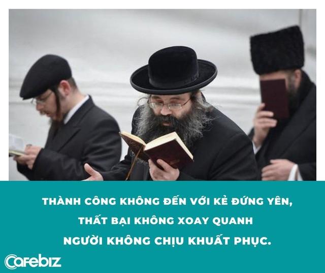 Sử dụng nguyên tắc Chuột lang thang, bảo sao người Do Thái thông minh thế! - Ảnh 1.