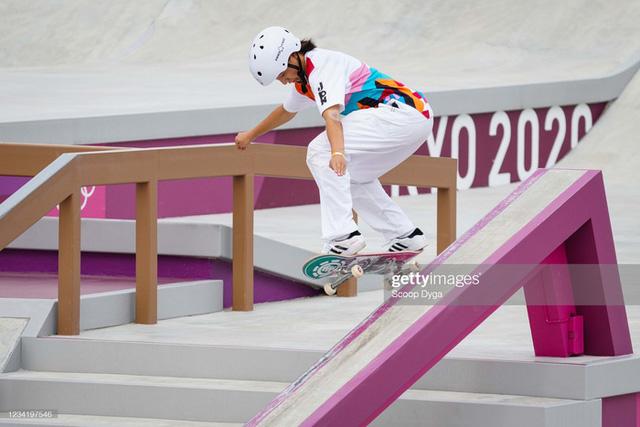 Nhà vô địch 13 tuổi xuất hiện tại Olympic Tokyo 2020 - Ảnh 1.